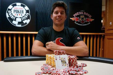 WSOP November Niner Josh Beckley Wins Circuit Gold Ring in Florida