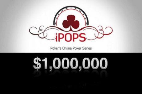 The €1 Million iPoker Online Poker Series IX Begins Today