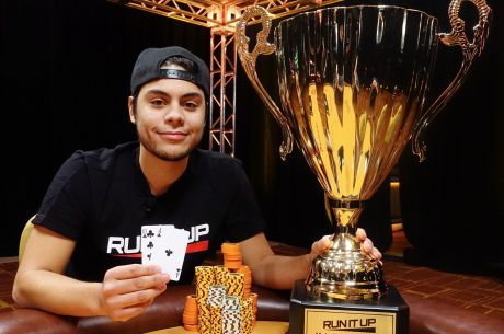Nick Aguilera Defeats Jesse Capps To Win 2015 Run It Up Reno Main Event Title and $43K
