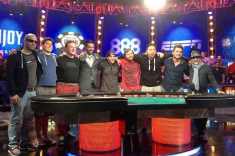 [VIDEO] Ontmoet de finalisten van het 2015 World Series of Poker Main Event!