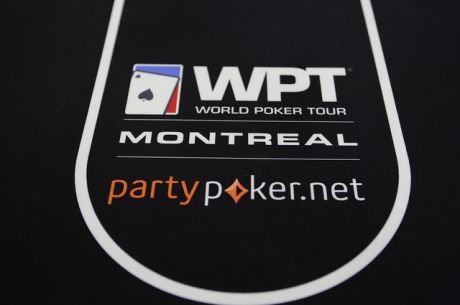 The partypoker.net WPT Montreal Main Event Kicks Off Friday and Runs Through Nov. 19