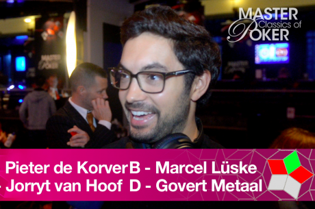 MCOP 2015 Journaal 16 november - Master Classics Quiz