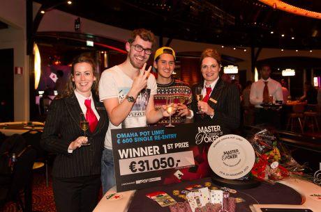 2015 MCOP Recap (8) - Sander van Wesemael wint tweede bordje in €600 PL Omaha!