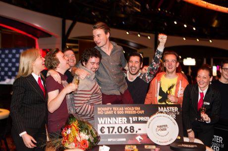 2015 MCOP Recap (9) - Joris ten Cate wint laatste bordje in €500 Bounty voor €17.068!