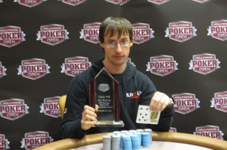 Josh Lowing Kicks Off HPO Season 4 By Winning Lawrenceburg Regional Main Event