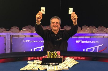 Craig Casino Wins HPT Soaring Eagle for $153K & 2nd Title; Rousso & Cada Final Table