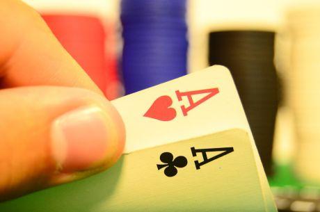 "PokerNews Strategy Quiz: ""Dus ik krijg pocket azen gedeeld..."""