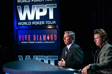 A Look Back Through the Sparkling History of the World Poker Tour Five Diamond