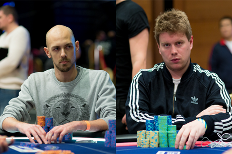 Stephen Chidwick and Marc Macdonnell