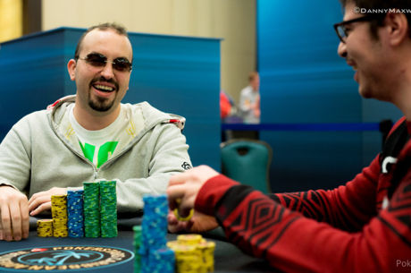 2016 PCA $100,000 Super High Roller Day 2: Kenney Leads Final Six; McKeehen Still In