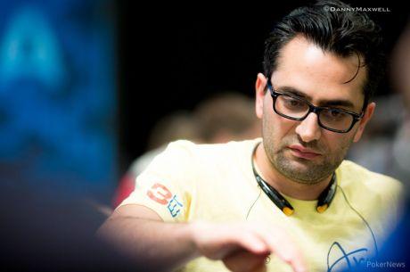 2016 PCA $5.300 Main Event - Weel met prima stack naar Dag 3, Esfandiari gediskwalificeerd