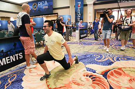 Antonio Esfandiari to Donate $50,000 from Lunge Prop Bet to Charity