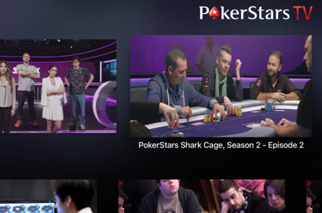 PokerStars Launches New App for Apple TV