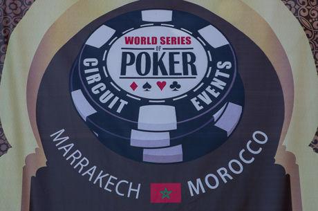 World Series of Poker Circuit Marrakech €1,350 Main Event Kicks Off Thursday