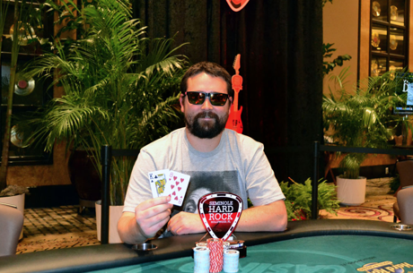 Ryan Dunn Wins $500K Guaranteed Event at Lucky Hearts Poker Open ($140,000)