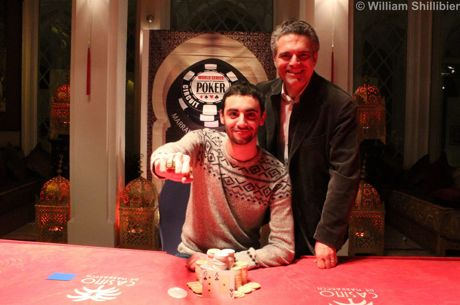 Mathieu Selides Wins 2016 WSOP International Circuit Marrakech Main Event for €95,479
