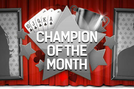 Redbet Poker Champion of The Month