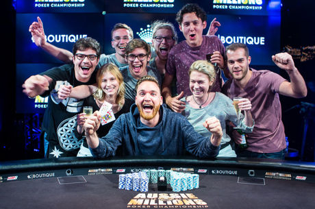 2016 Aussie Millions Day 18: Fabian Quoss Wins $100,000 Challenge for $1,446,480