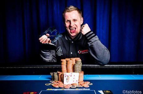 Daniel Małek - Mega Poker Series