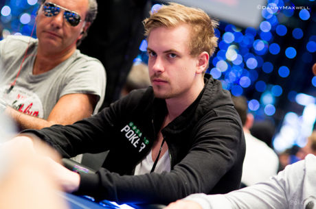 The Online Railbird Report: Blom Returns to Virtual Felt, Kuznetsov Wins Big & More