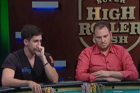 Deep-Stacked Cash War - Scott Seiver tegen Dan Colman