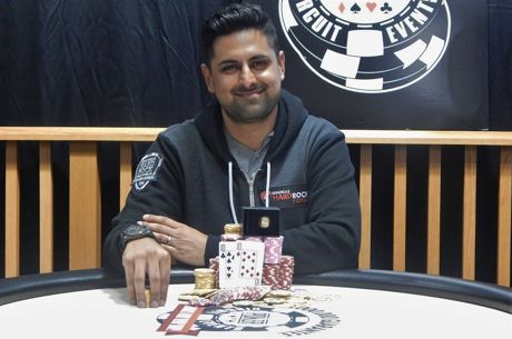Mukul Pahuja Wins Second WSOP Circuit Main Event Title and Third Tour Gold Ring