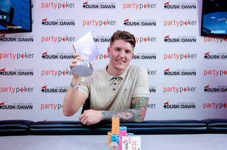 Nathan Farnaby Wins Grand Prix Poker Tour St. James' Park Leg