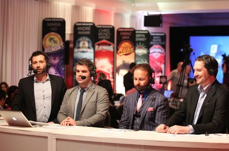 Global Poker League Holds First Draft; Mustapha Kanit Picked First Overall