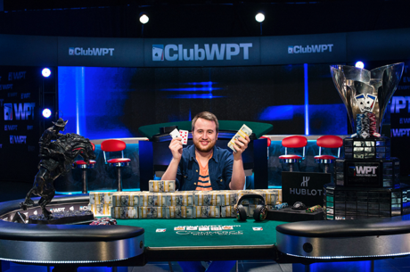 Dietrich Fast Denies Mike Shariati Second WPT Title To Win LA Poker Classic Main Event