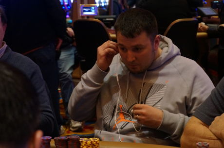 HPO Toledo Regional Main Event Day 1b: New Record Set, DePalma Leads