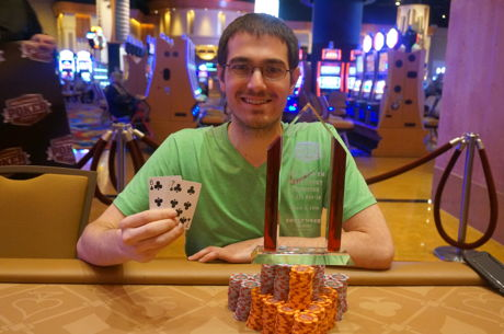 Michael Ermie Wins Record-Setting HPO Toledo Regional Main Event