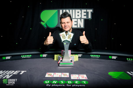 Deep Pockets: David Shallow Wins 2016 Unibet Open London Main Event