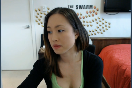 PokerNews Streamer Spotlight: Courtney Gee Supported By the Swarm