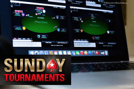 Check Out the PokerStars New Jersey Sunday Tournament Schedule