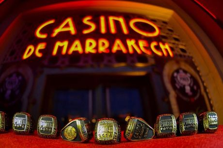 WSOPC Ring - Mounir Mahroug