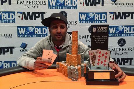 World Poker Tour - Shaun Naidoo wint in Johannesburg & Cate Hall bij laatste tien in Hollywood