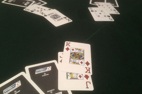 Remembering Cards in Seven-Card Stud