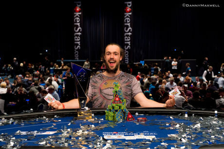 Ole Schemion wint 2016 EPT Grand Final €100.000 Super High Roller voor €1,6 miljoen!