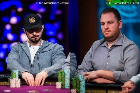 Brian Rast (left) and Scott Seiver (right)