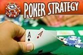 strategia poker