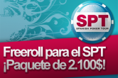 spanish poker tour freeroll pokernews