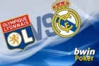 Bwin Poker : packages VIP gratuits pour Real Madrid - Lyon
