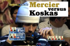 Het beste van PokerNews Magazine: Mercier versus Koskas (strategie met Jason Mercier)