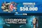 Los freerolls de Poker770