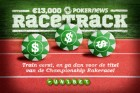 Doe mee met de €13.000 PokerNews RaceTrack