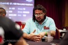 WSOP Europe : Antonin Teisseire chipleader de l'Event #2