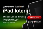 Win een iPad in de PartyPoker iPad loterij