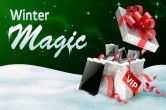 PartyPoker Weekly: laat je behandelen als een VIP in de VIP Winter Magic promo