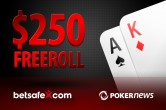betsafe freeroll