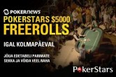 $67 500 freerollid